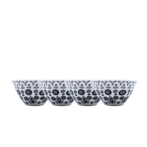 THE WHITE SNOW ONCE UPON A PLATE - BOWL SET