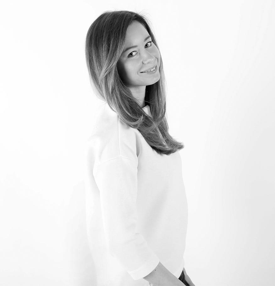 Driade Kateryna Sokolova Portrait